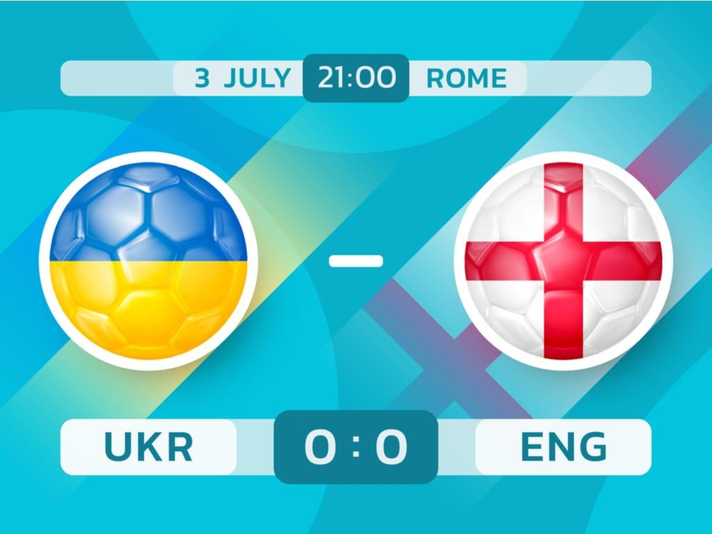 ukraine vs england euro 2020