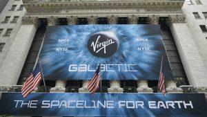 Virgin Galactic Shares Fall Following $500m Stock Sale Announcement