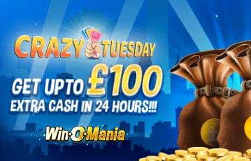 winomania casino cash uk